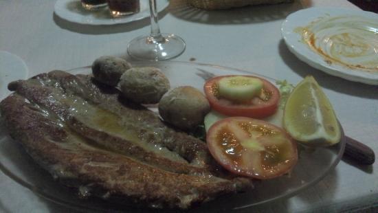 Restaurante Brenusca: Local fare.