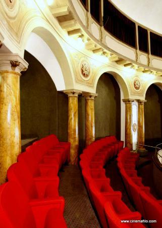 Cinema teatro filo cremona aggiornato 2018 tutto for Cose cremona