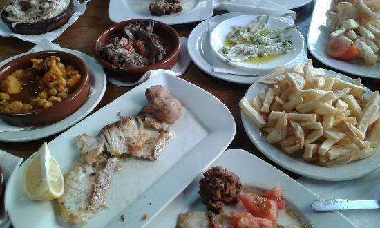 Mis Abuelos: Tapeo