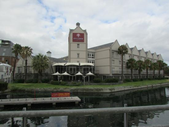 City Lodge Hotel V&A Waterfront: Hotel view