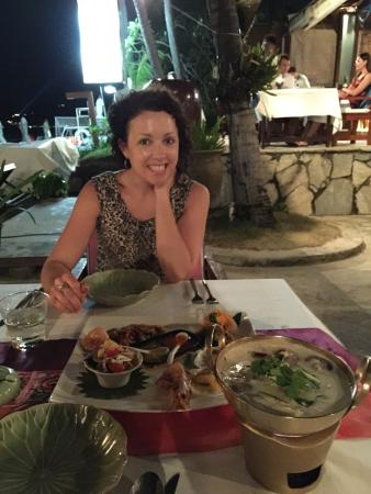 Eat Sense Beach Restaurant Samui : Entree