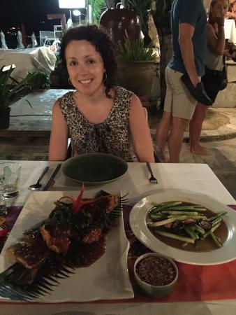 Eat Sense Beach Restaurant Samui : Main