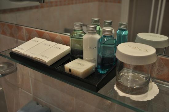 prodotti bagno - Foto di Sina Astor, Viareggio - TripAdvisor