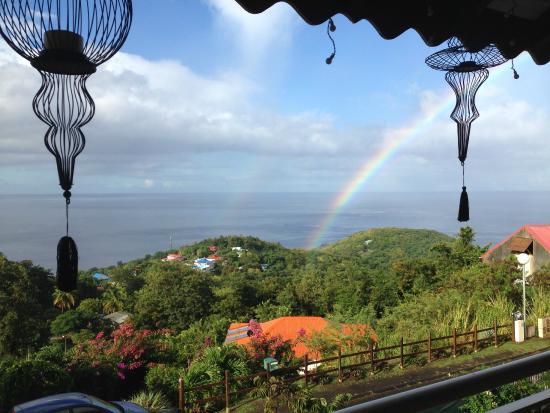 Harmonie Creole: Breakfast view