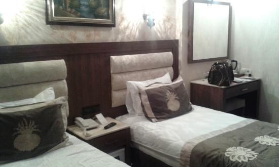 Grand Hilarium Hotel: Unseres Zimmer