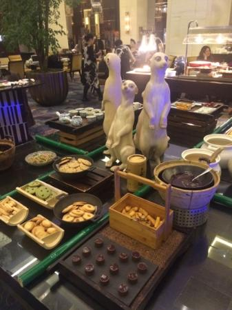 Four Seasons Hotel Beijing: Afternoon tea