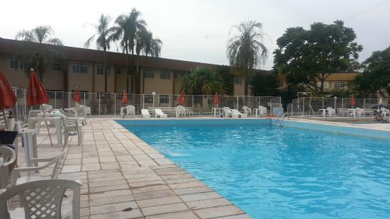 Dom Pedro I Palace Hotel: La pileta