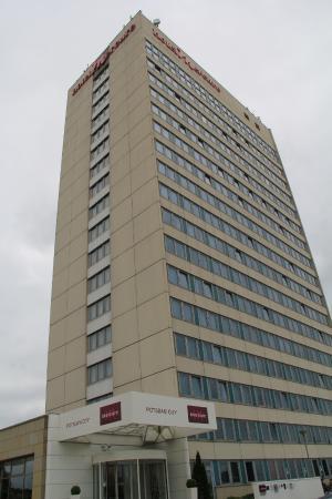 Mercure Hotel Potsdam City: Собстсвенно отель