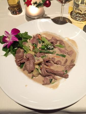 """Thai-Li-Ba: """"Green"""" curry - as bad as it looks"""