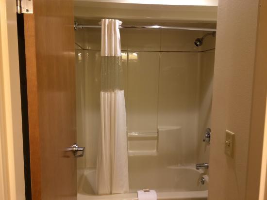 Baymont Inn & Suites Asheville/biltmore: Bathroom