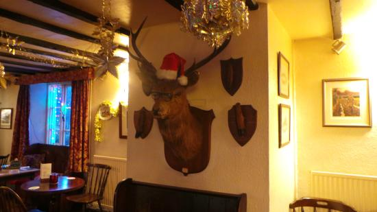 The Stag Hunters Hotel : Merry Xmas