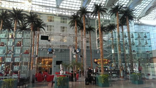 Hotel Munchen Flughafen Hilton