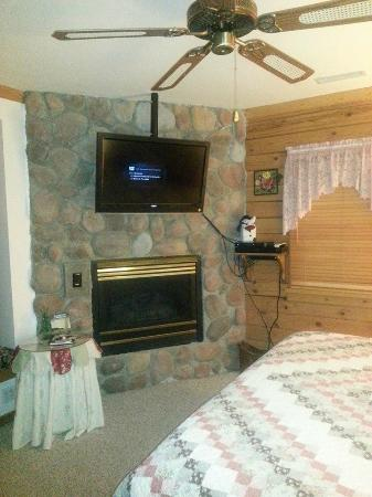 Harmony Hill Bed and Breakfast: Ballad Room