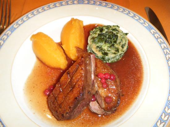 Restaurant les Marronniers: canette