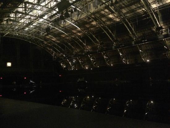 Park Avenue Armory: big enough to ride horses.