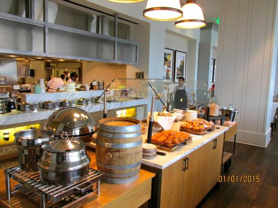 Interior Picture Of Kitchen Notes Nashville Tripadvisor