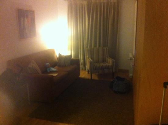 Aparthotel Augusta: Hab