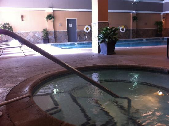 pool picture of doubletree hotel tulsa downtown tulsa