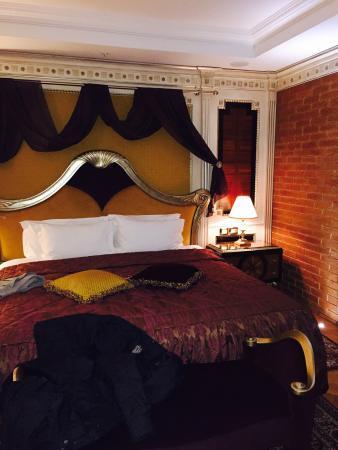 Xheko Imperial Hotel : Comfy bed