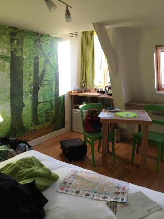 BB by Servio: Beautiful forest room