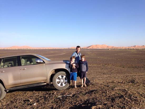 Riad Nezha: Amazing tour of the dunes!