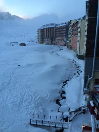 Hotel Cims : buenas vistas