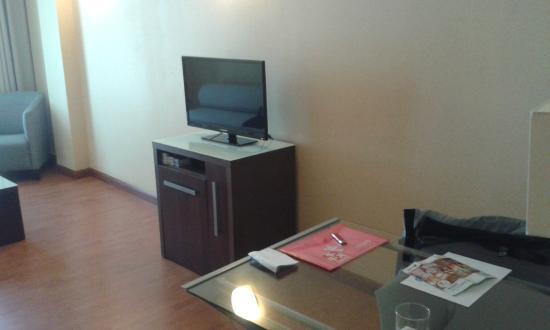 Hotel Vertice Sevilla : Saloncito 2