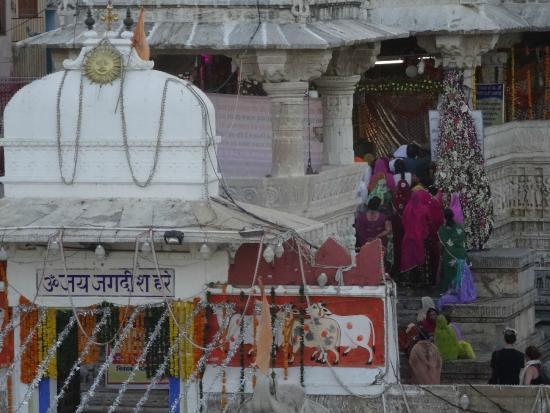Mayur Cafe Roof Top Restaurant : Jagdish Temple