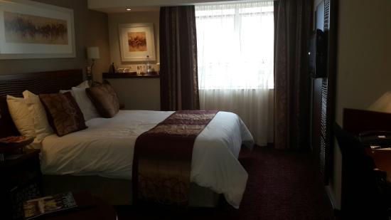 City Lodge Hotel Port Elizabeth: Bedroom