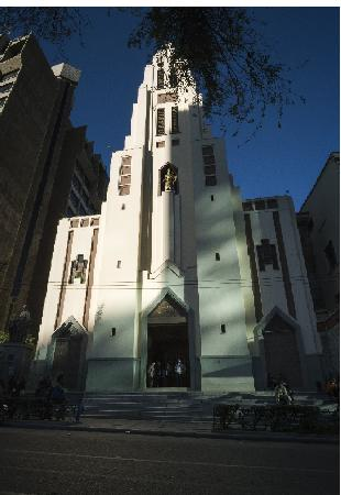Basilica Iglesia Maria Auxiliadora