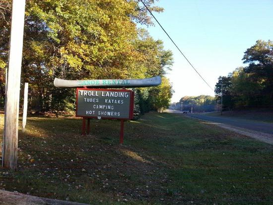 Troll Landing Campground
