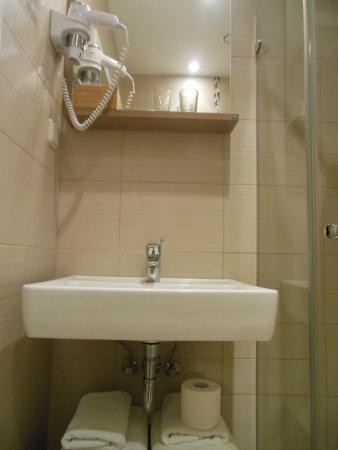 Algirdas City Hotels: single room