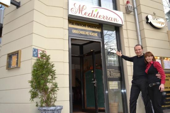 Mediterran Magdeburg: Anastasia & Symeon - Herzlich Willkommen