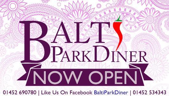 Balti Park Diner