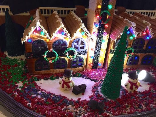 Lobby Christmas Decor Picture Of Jw Marriott San Antonio