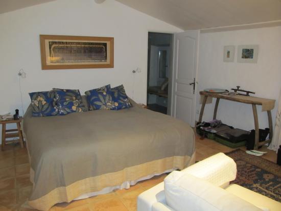 La Parare: Our room
