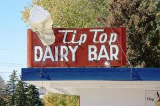 Tip Top Dairy Bar: Welcome to the Tip Top at Osakis!