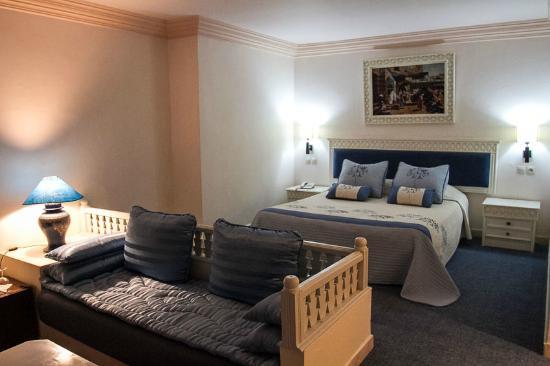 Hotel Le Riad: Room