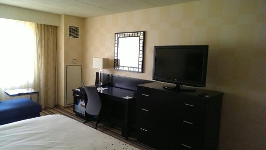 The Baronette Renaissance Detroit-Novi Hotel: King Suite 2
