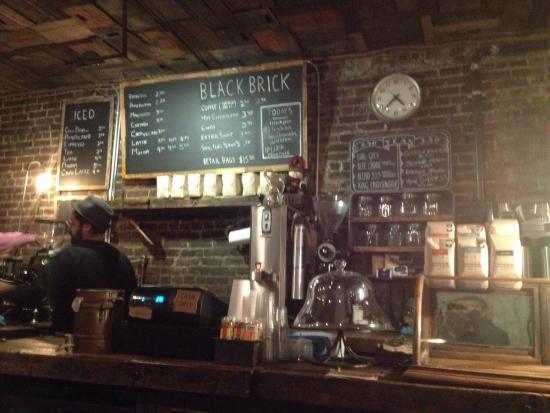 Photo of Black Brick Coffee in Brooklyn, NY, US