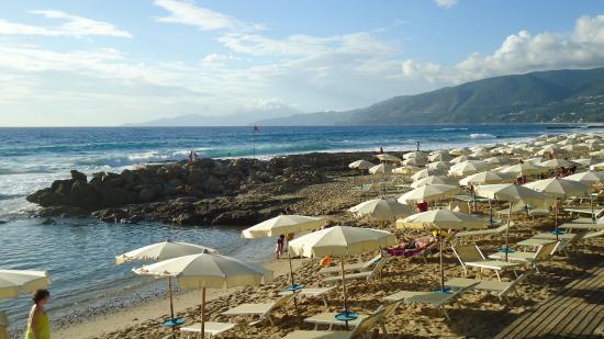 Villaggio degli Olivi : spiaggia