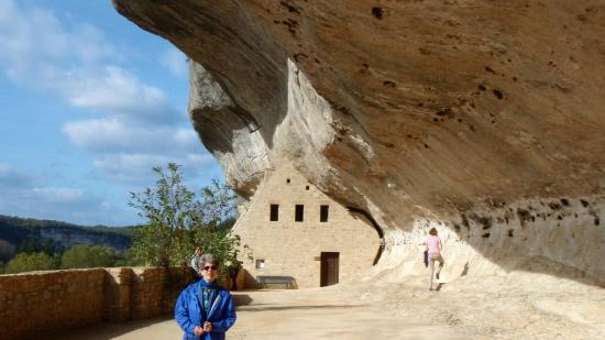 Musee National de Prehistoire: The Museum Terrace