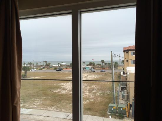 Comfort Suites Oceanview Amelia Island: View from our room
