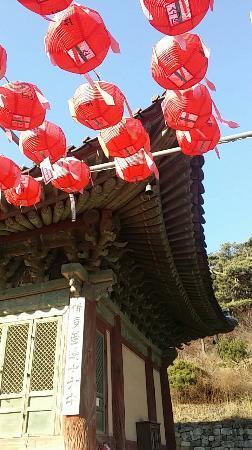 Jeondeungsa Temple : 전등사 연등