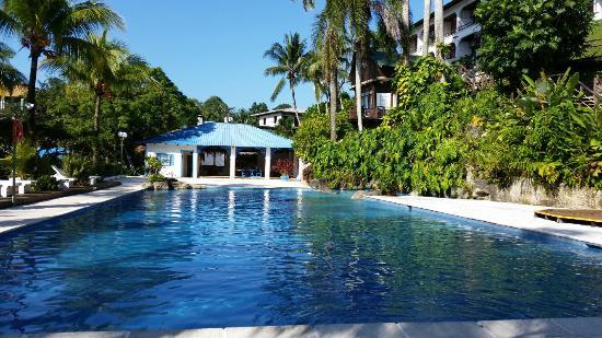 Hotel Villa Caribe: Piscina del hotel