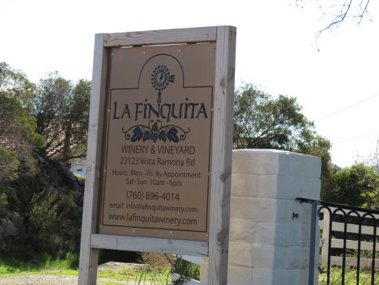 La Finquita Winery and Vineyard