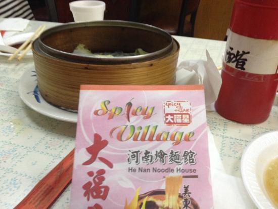 Photo of Chinese Restaurant Spicy Village at 68 Forsyth St, New York, NY 10002, United States