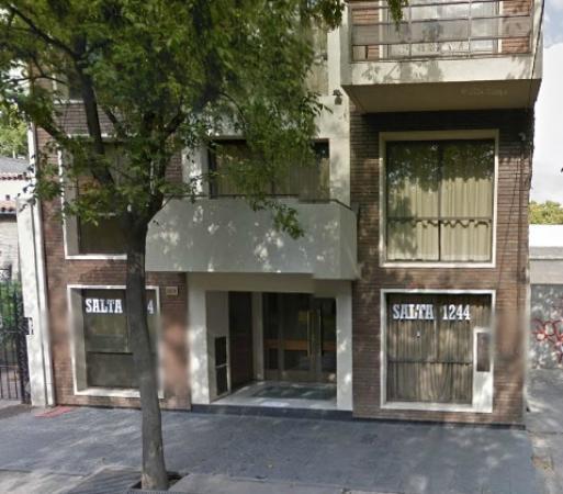 Apart Hotel Mendoza: Fachada