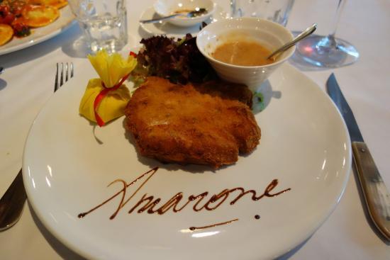 Ristorante Amarone: Pork rib