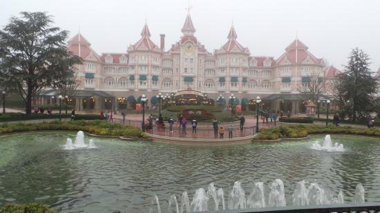 Disney Land Picture Of Vienna House Dream Castle Paris Magny Le